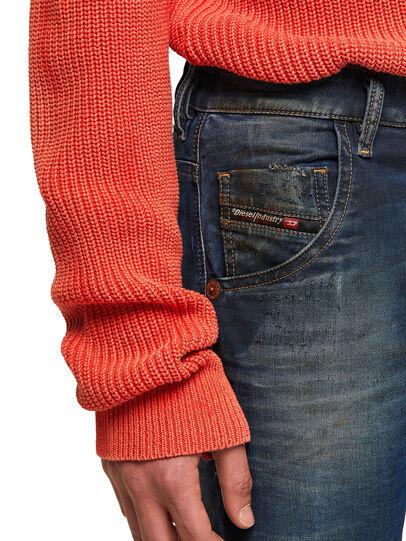 Diesel - Krooley JoggJeans® 069WR, Dark Blue - Jeans - Image 3