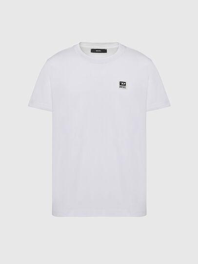 Diesel - T-DIEGOS-K30, White - T-Shirts - Image 1