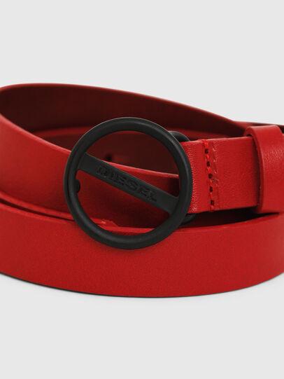 Diesel - B-BOUND, Fire Red - Belts - Image 2