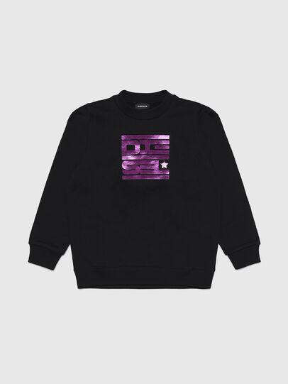 Diesel - SANGSEL, Black - Sweaters - Image 1