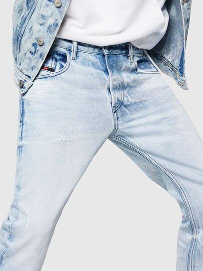 Diesel - D-Ligenz 0078C, Light Blue - Jeans - Image 3