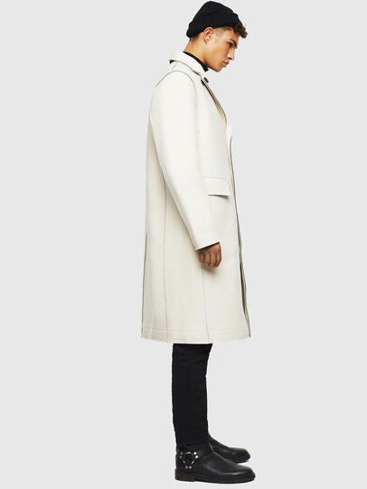 Diesel - W-COLBERT, White - Winter Jackets - Image 4