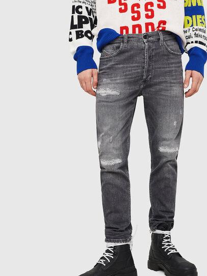 Diesel - D-Eetar 0890F, Light Grey - Jeans - Image 1