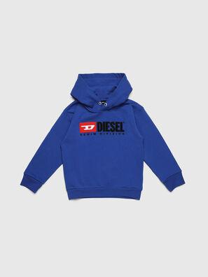 SDIVISION OVER, Brilliant Blue - Sweaters