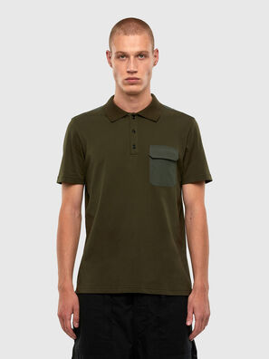 T-HARLY, Military Green - Polos