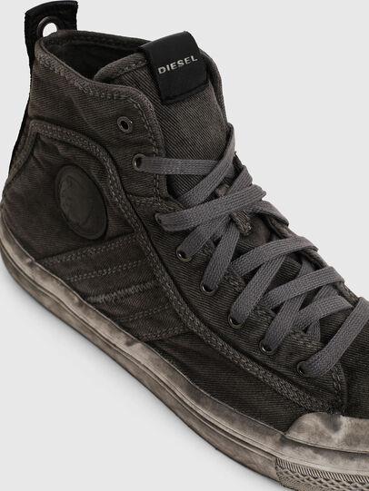 Diesel - S-ASTICO MID LACE, Dark grey - Sneakers - Image 4