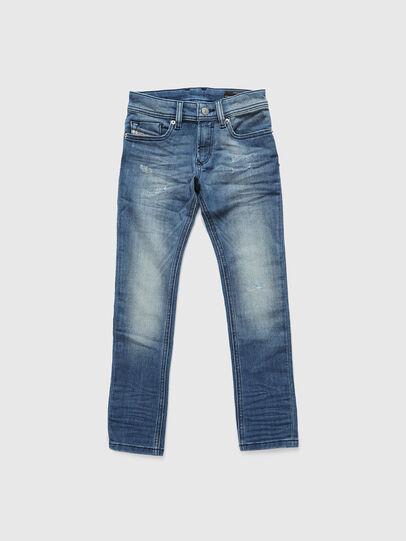 Diesel - SLEENKER-J JOGGJEANS-N, Medium blue - Jeans - Image 1
