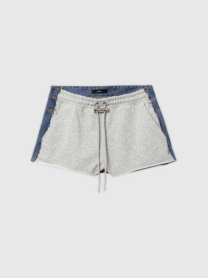 Diesel - S-PAM, Blue/Grey - Shorts - Image 6