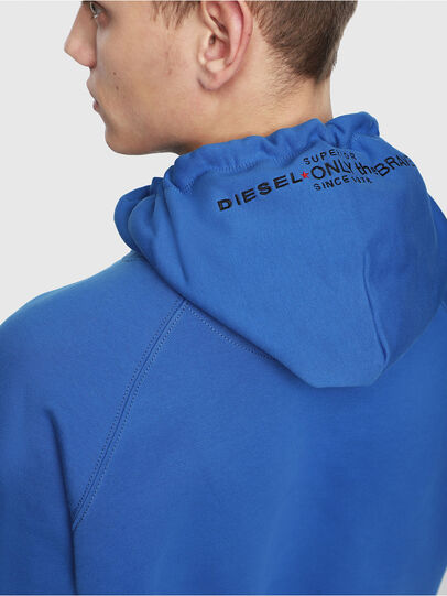 Diesel - S-GIM-HOOD-A,  - Sweaters - Image 3