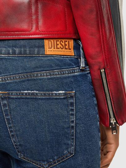 Diesel - D-Ebbey 009NV, Dark Blue - Jeans - Image 4