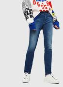 Sandy 086AL, Medium blue - Jeans