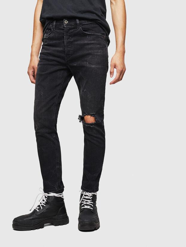 D-Eetar 069DV, Black/Dark grey - Jeans
