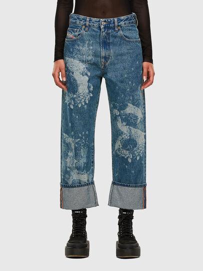 Diesel - D-Reggy 0079H, Medium blue - Jeans - Image 1