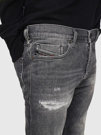 Diesel - Tepphar 0890F, Light Grey - Jeans - Image 3