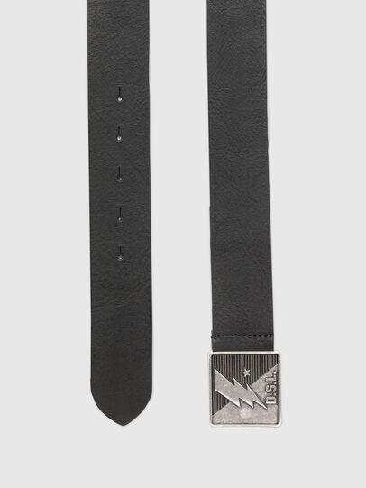 Diesel - B-MONT, Black - Belts - Image 3
