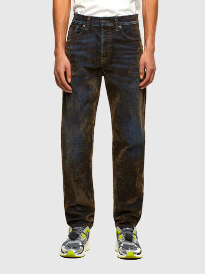 Diesel - D-Fining 069TM, Dark Blue - Jeans - Image 1