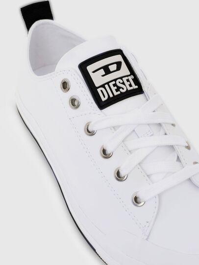 Diesel - S-ASTICO LOW CUT W, White - Sneakers - Image 4