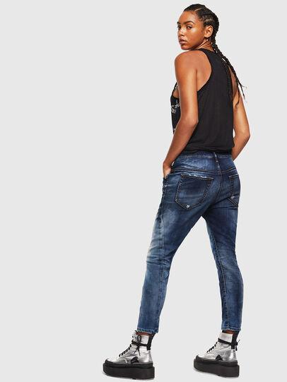 Diesel - FAYZA JoggJeans® 069KD, Dark Blue - Jeans - Image 5