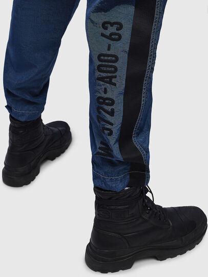 Diesel - P-BERG, Blue - Pants - Image 5