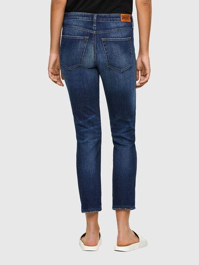 Diesel - Babhila 009PP, Dark Blue - Jeans - Image 2