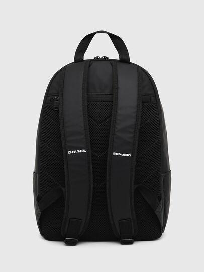 Diesel - BOLD BACK III SEADOO, Black - Backpacks - Image 2