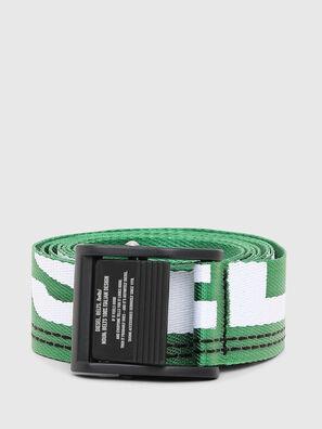 B-MASER, Green - Belts