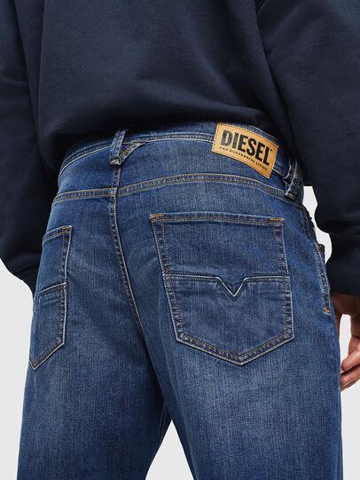 Diesel - Larkee-Beex 082AZ, Dark Blue - Jeans - Image 4