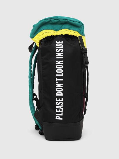 Diesel - F-SUSE BACKPCK, Multicolor/Black - Backpacks - Image 3