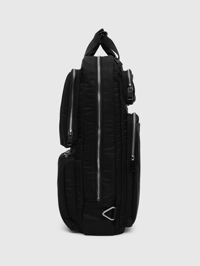 Diesel - TROPHY, Black - Backpacks - Image 3