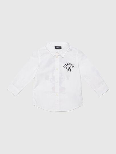 Diesel - CSOLB, White - Shirts - Image 1
