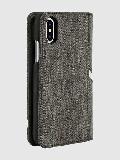Diesel - DIESEL 2-IN-1 FOLIO CASE FOR IPHONE XS & IPHONE X,  - Flip covers - Image 5