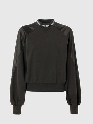 F-TULIP, Black - Sweaters