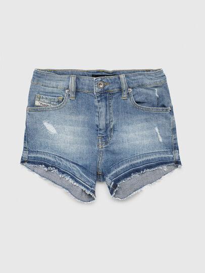 Diesel - PGINGHER-R, Light Blue - Shorts - Image 1