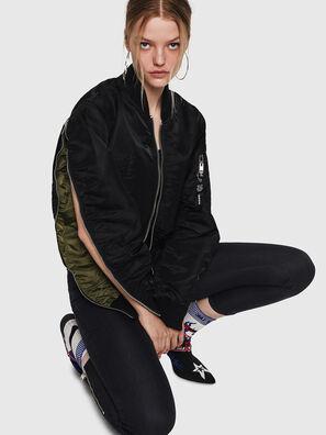 G-MANUA, Black - Jackets