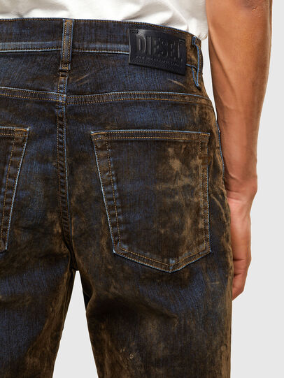 Diesel - D-Fining 069TM, Dark Blue - Jeans - Image 4