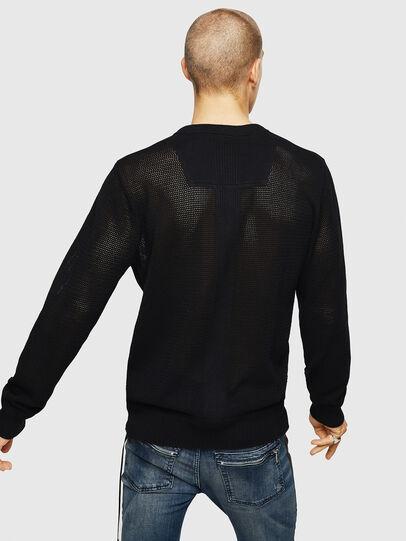 Diesel - K-RIO, Black - Knitwear - Image 2
