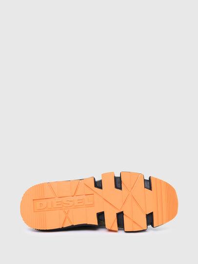 Diesel - H-PADOLA MID TREK, Military Green - Sneakers - Image 5