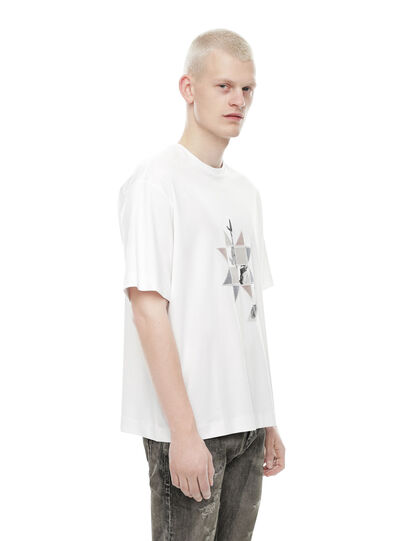 Diesel - TEORIAL-PEZZABOY2,  - T-Shirts - Image 3