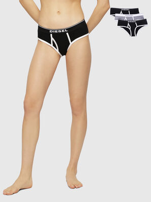 UFPN-OXY-THREEPACK, Multicolor/Grey - Panties