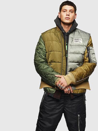 Diesel - W-KOSLOV,  - Winter Jackets - Image 1