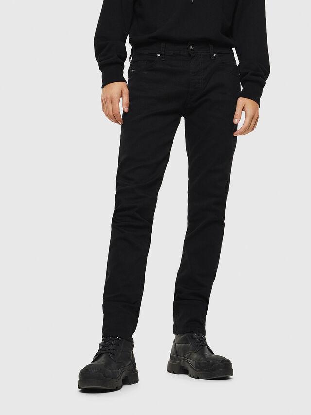 THOMMER 0688H, Black Jeans