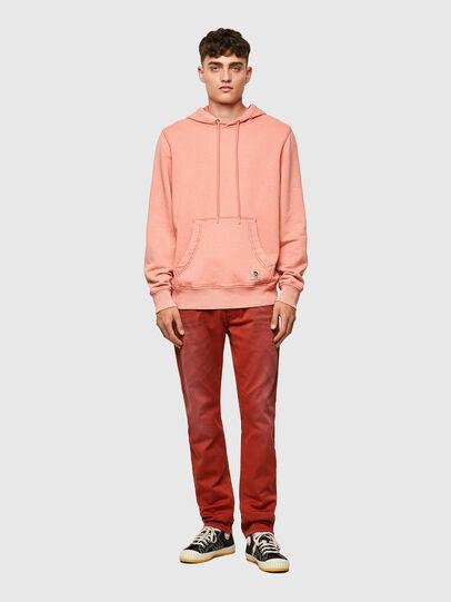 Diesel - S-GIRK-HOOD-MOHI-B1, Pink - Sweaters - Image 5