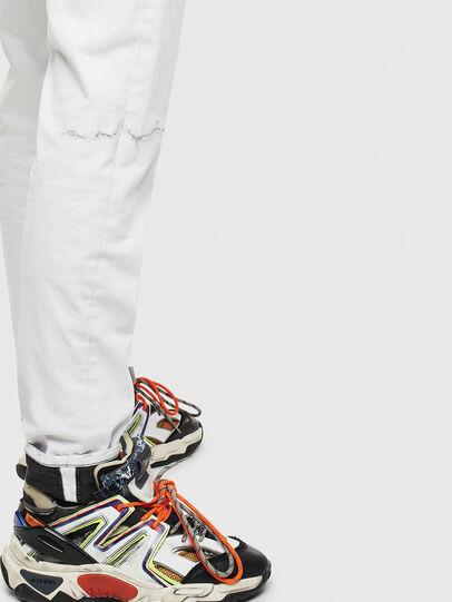 Diesel - D-Strukt 003Z1, White - Jeans - Image 6
