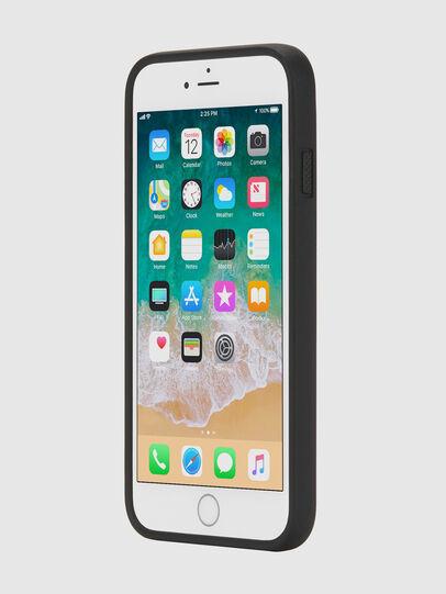 Diesel - MULTI TAPE BLACK/WHITE IPHONE 8 PLUS/7 PLUS/6S PLUS/6 PLUS CASE,  - Cases - Image 3