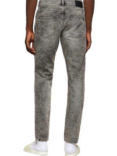 Diesel - D-Strukt 009KA, Light Grey - Jeans - Image 2