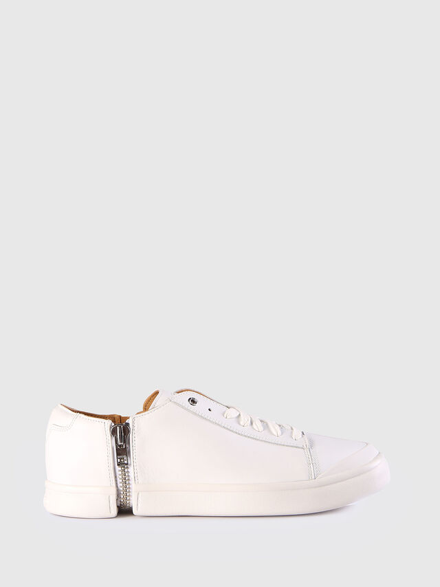Diesel S-NENTISH LOW, White - Sneakers - Image 1