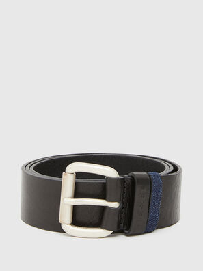 B-DELOSO, Black - Belts