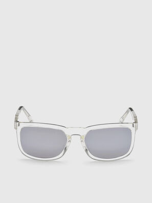 DL0262, White - Sunglasses