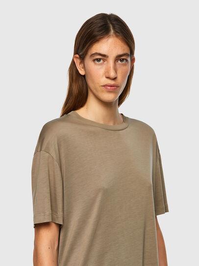 Diesel - T-ENKA-C.C, Light Brown - T-Shirts - Image 4