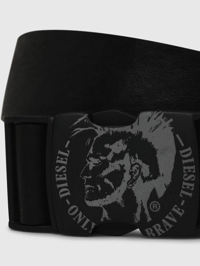 Diesel - B-NATIVE, Black - Belts - Image 2
